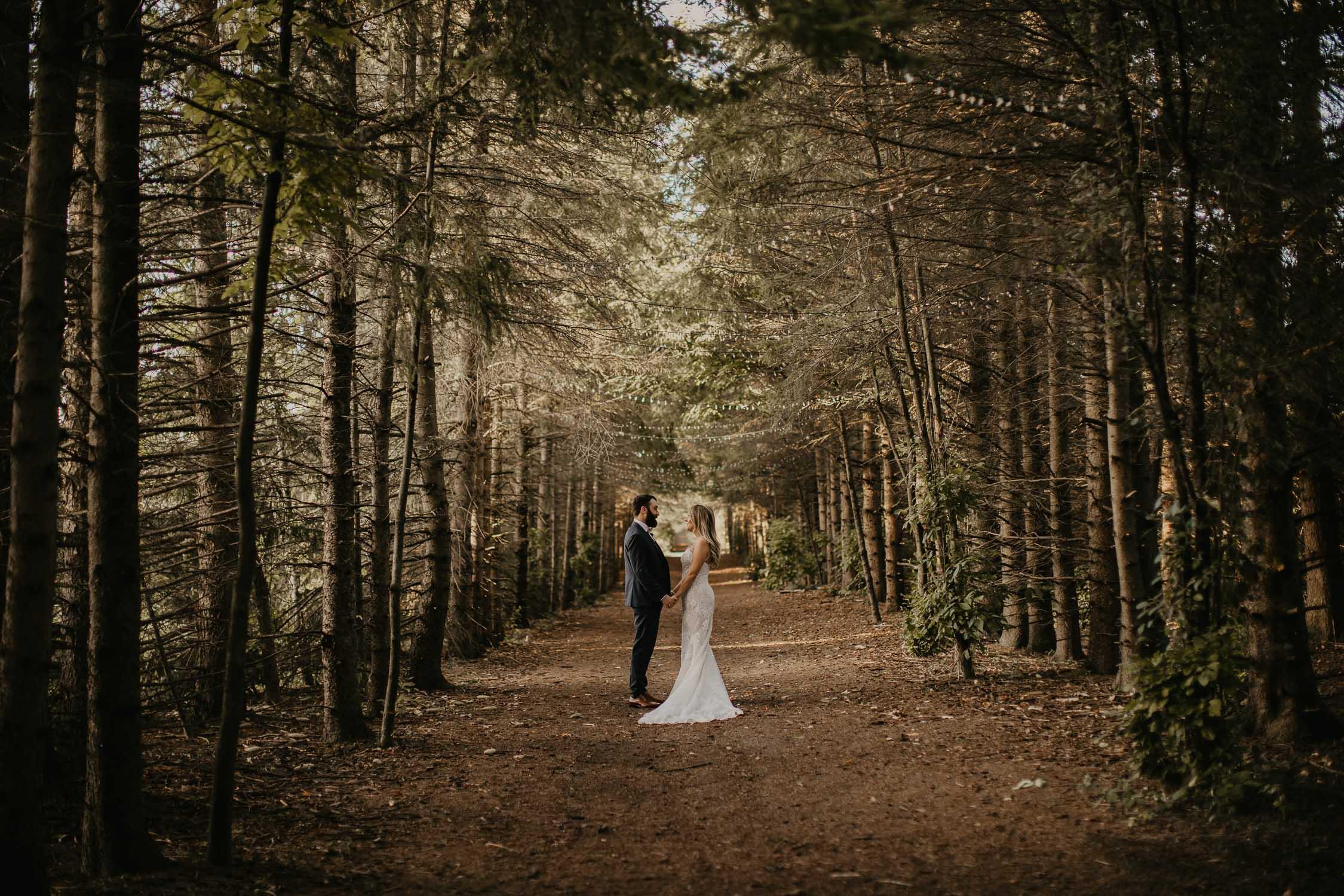 woodbridge ontario wedding bride and groom