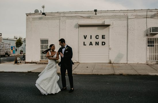 williamsburg brooklyn new york city trendy wedding