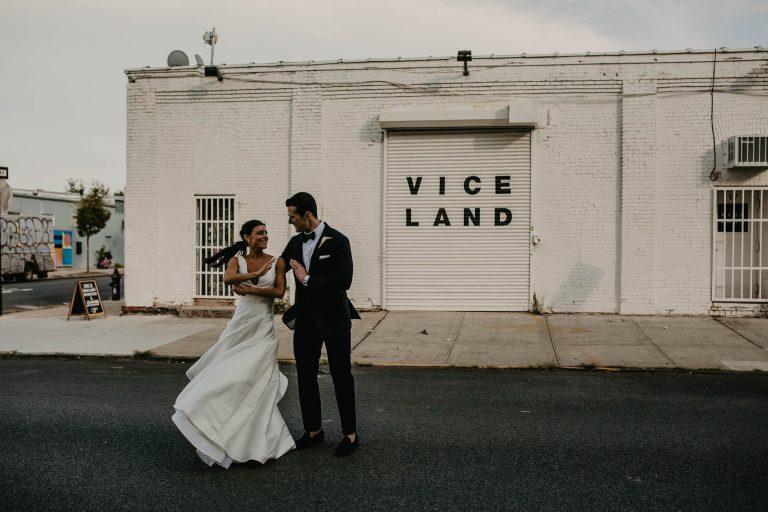 williamsburg brooklyn new york city trendy wedding