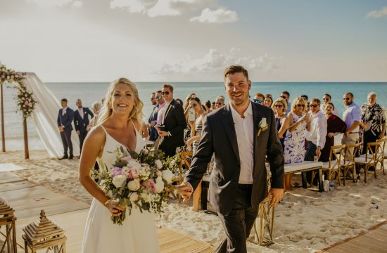 cayman islands destination beach wedding