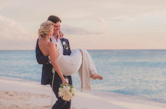 ritz cayman wedding