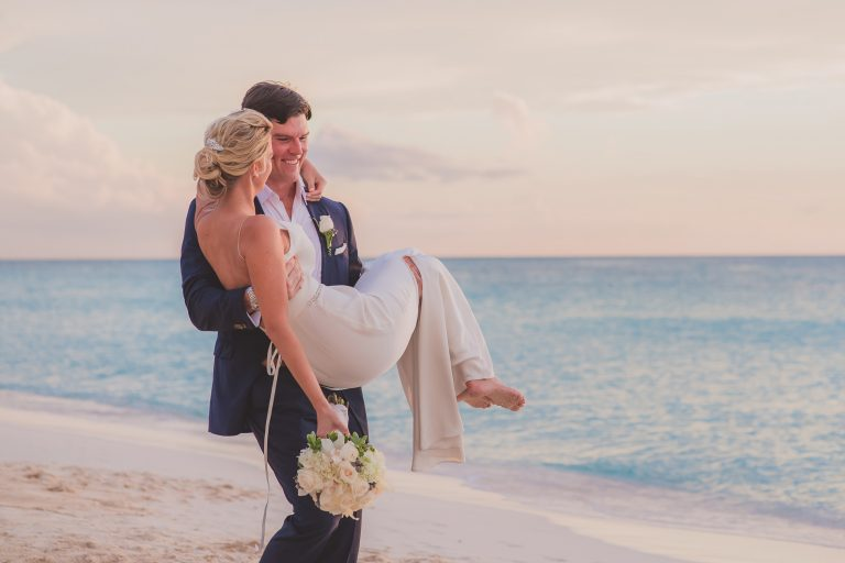 ritz cayman wedding