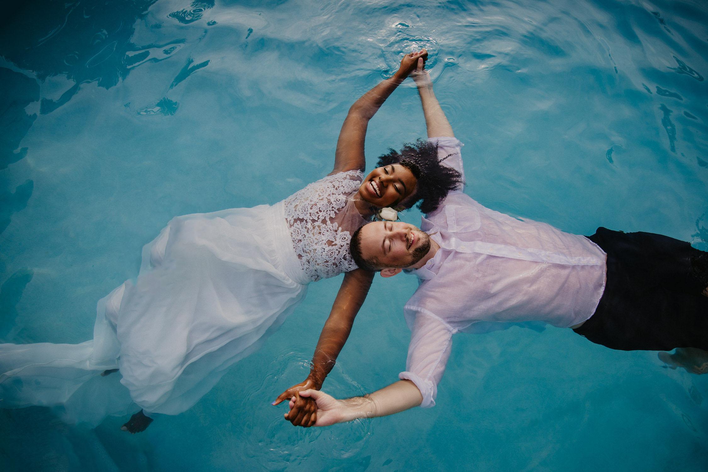 grand cayman elopement wedding