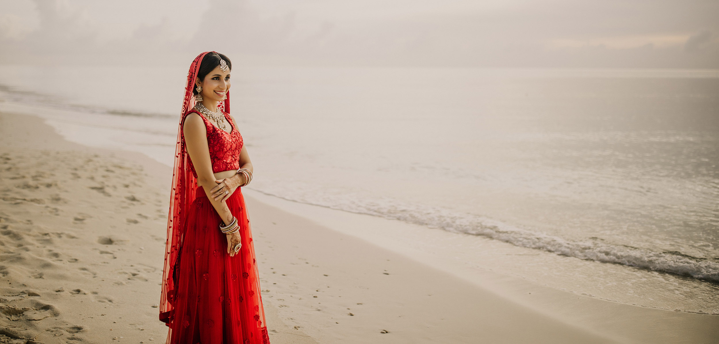indian wedding in grand cayman