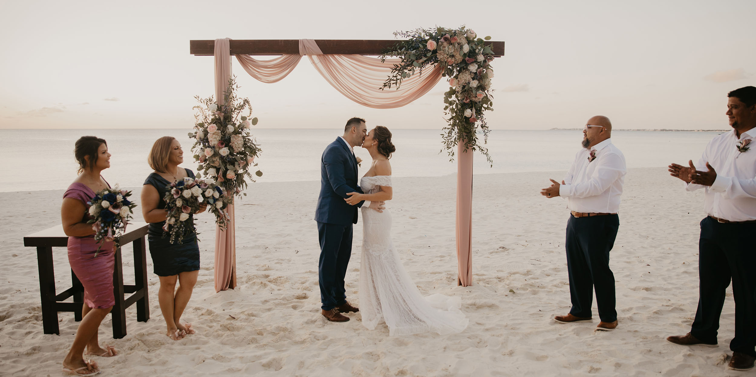 caribbean club cayman wedding